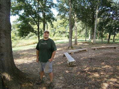 Outdoor Classroom at Knoxville Botanical Garden