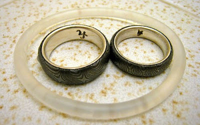 NuvaRing and Wedding Rings