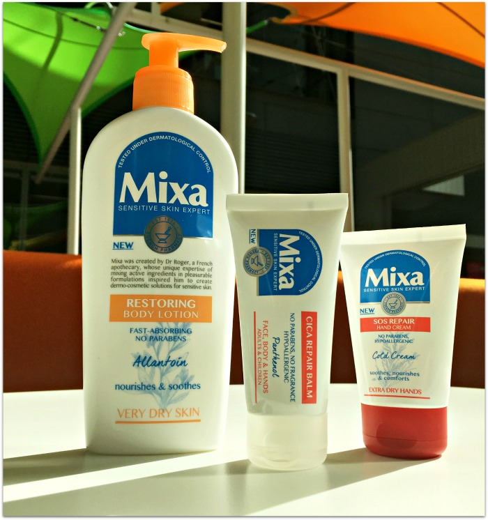 Mixa Bodycare Launches in UK and Ireland