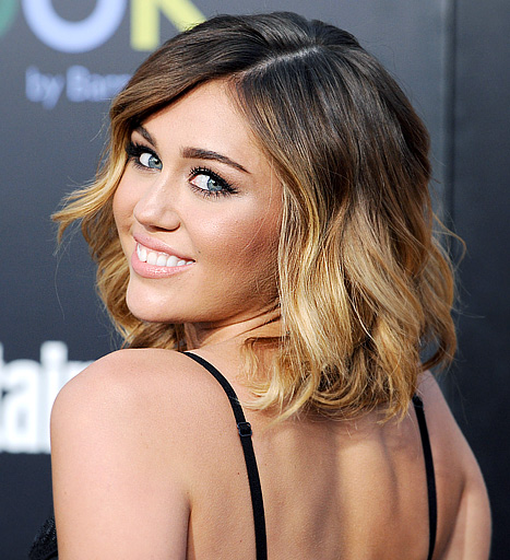 New Style Haircut Miley Cyrus Beautiful Healthy Lifestyle