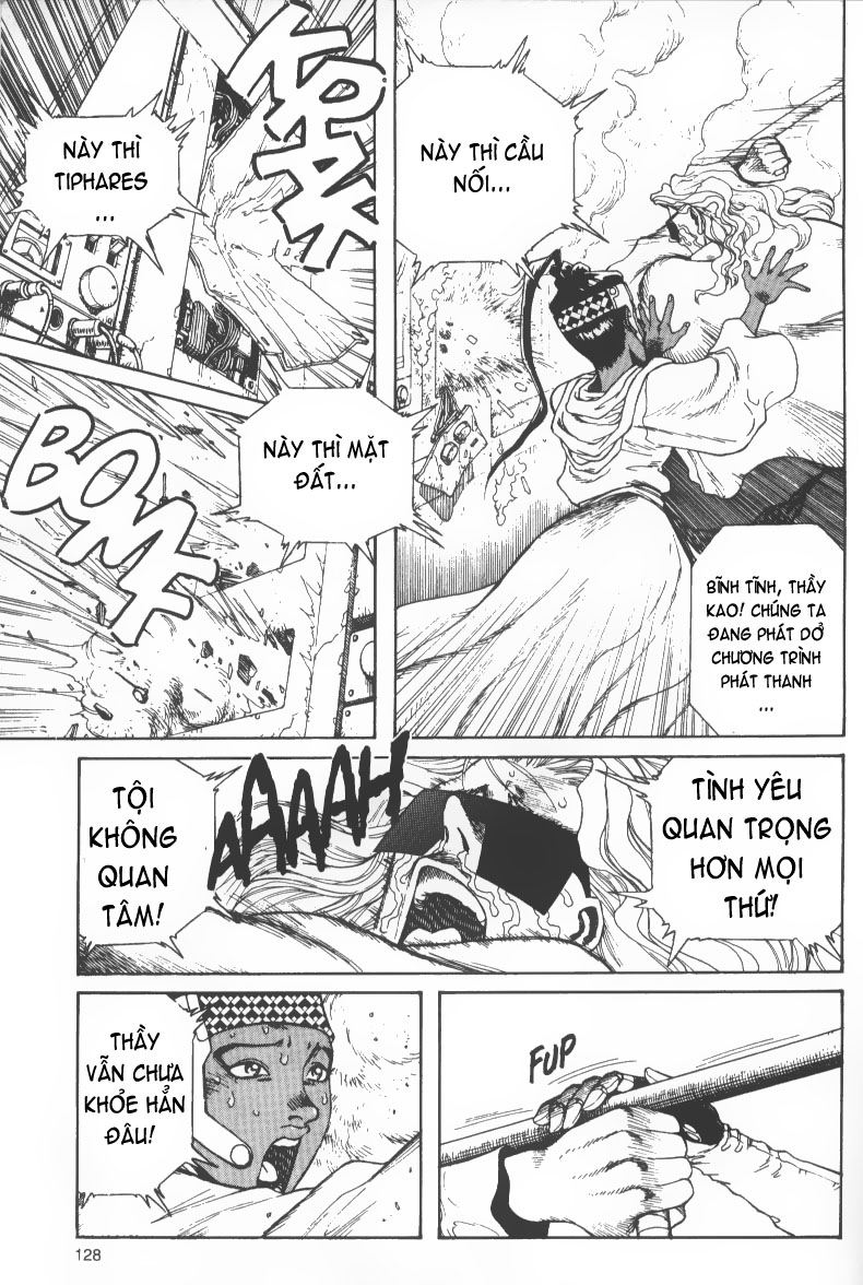 Battle Angel Alita chapter 39 trang 12