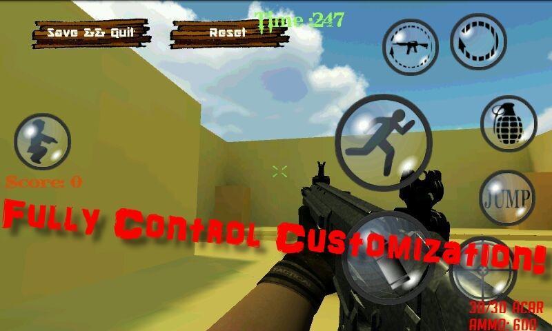 LWP – LAN Multiplayer FPS MOD APK