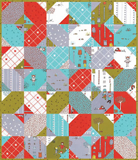 Quilt Inspiration Free Pattern Day Plus And X Quilts