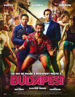 Poster de Budapest