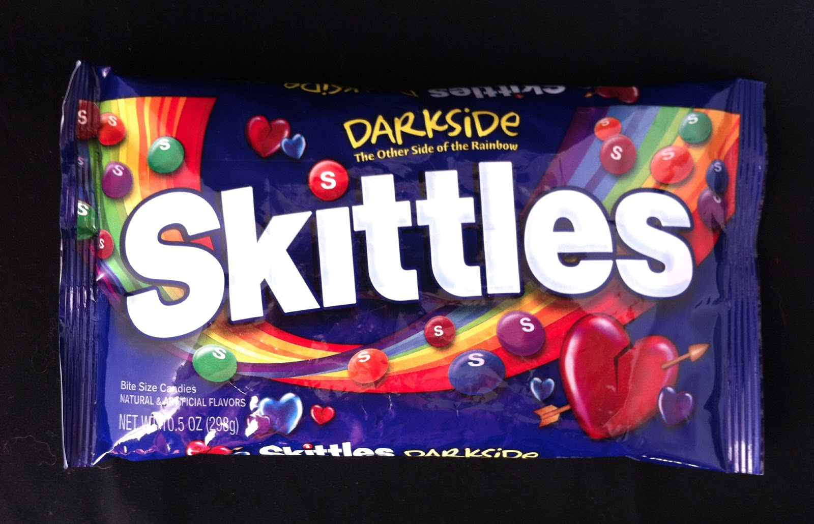 Obsessive Sweets: Darkside Skittles: The Other Side of the