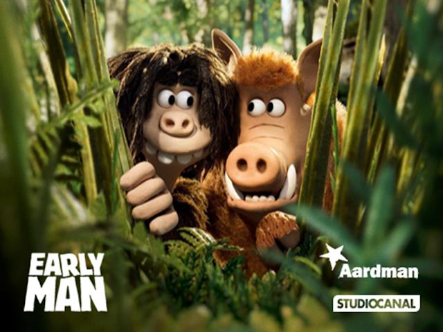 Primer teaser tráiler de 'Early Man', lo último de Aardman y StudioCanal