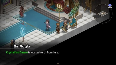 Azure Saga: Pathfinder Story