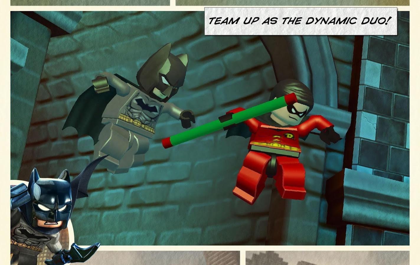 Android Game & Application: LEGO Batman Beyond Gotham MOD ...