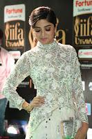 Poonam Kaur in Beautiful Floor Length Gown at IIFA Utsavam Awards 2017  Day 2  Exclusive 11.JPG