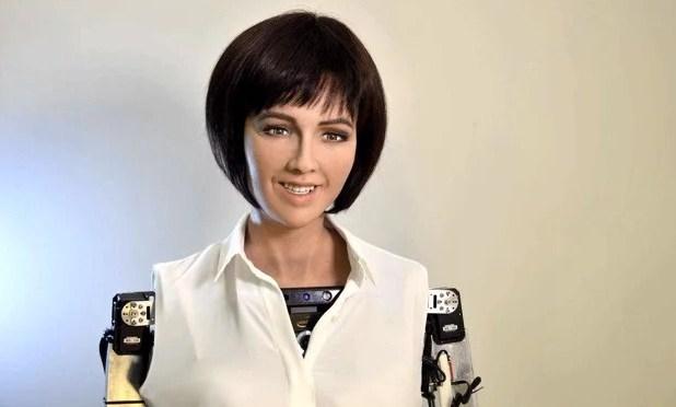 Sophia Robot Humanoid Wanita Pertama Yang Memiliki Kewarganegaraan Oleh Pemerintah Arab Saudi