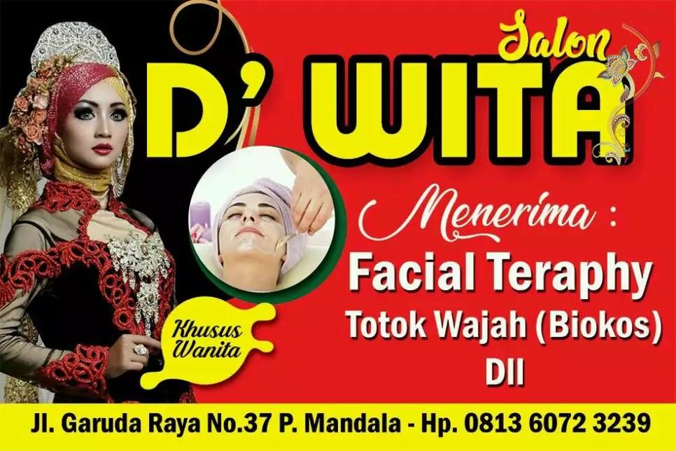 Dicari Asisten Salon Khusus Wanita Muslim Di P Mandala Lowongan