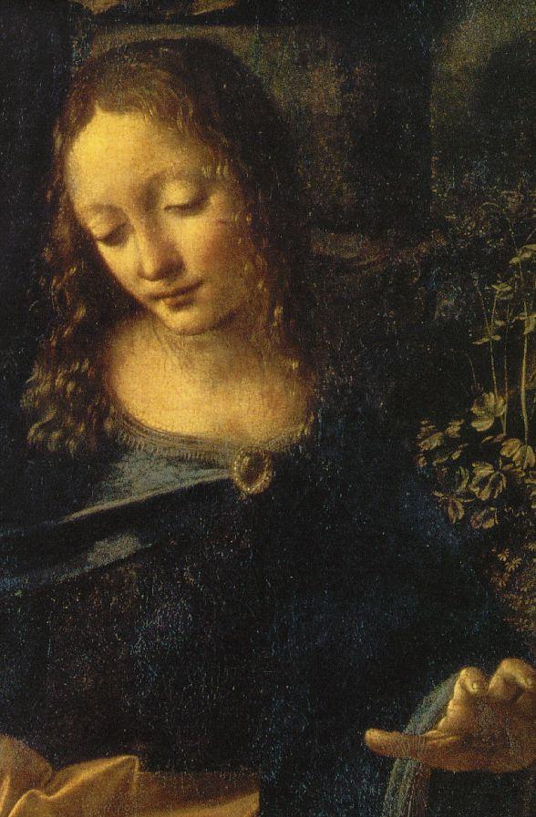 Uradiance: 4/1/12 - 5/1/12 Da Vinci Paintings