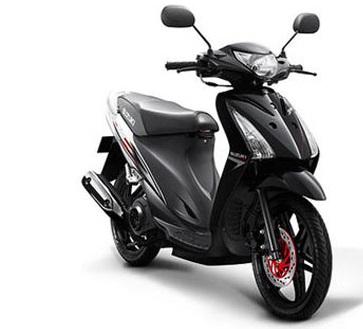 Harga Motor Suzuki Spin