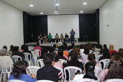 Em Delmiro Gouveia, Secretaria de Educação realiza I Seminário da Base Nacional Comum Curricular