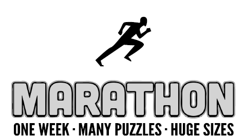 Puzzle Marathon 2015 on 6th - 15th Mar @ Logic Masters India
