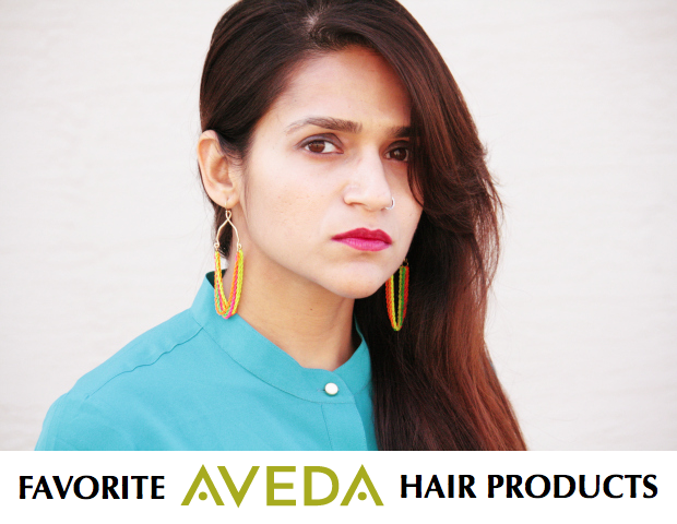 hair products aveda tanvi summer strong