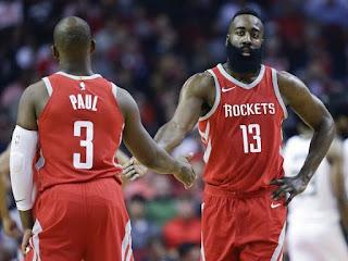 James Harden Soroti Sektor Pertahanan Houston Rockets