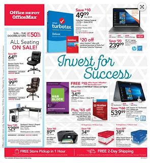 Office Depot Weekly Ad OfficeMax ad February 10 - 16, 2019