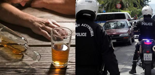 Βόλος: Μεθυσμένος 31χρονος Αλβανός πλάκωσε στο ξύλο αστυνομικούς της ΕΛ.ΑΣ.