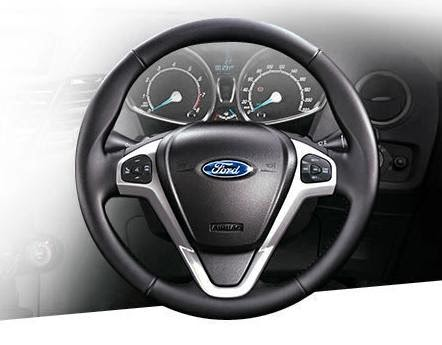 Fitur Ford New Fiesta -  Technology Electronic power steering assist