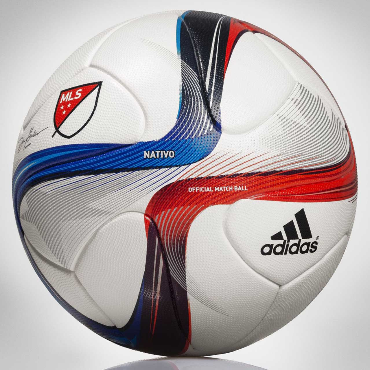New Adidas Soccer Ball Design
