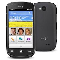 Le Doro Liberto Smartphone pour personnes âgées