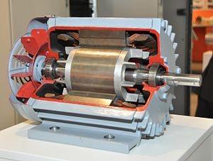 Cara mengukur dan Menghitung kecepatan, Arus, daya dan Torsi Motor listrik AC 1 dan 3 fasa