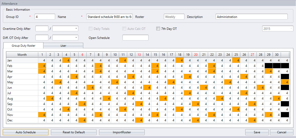 Scheduling in Workforce Made Easy by FingerTec - FINGERTEC OFFICIAL