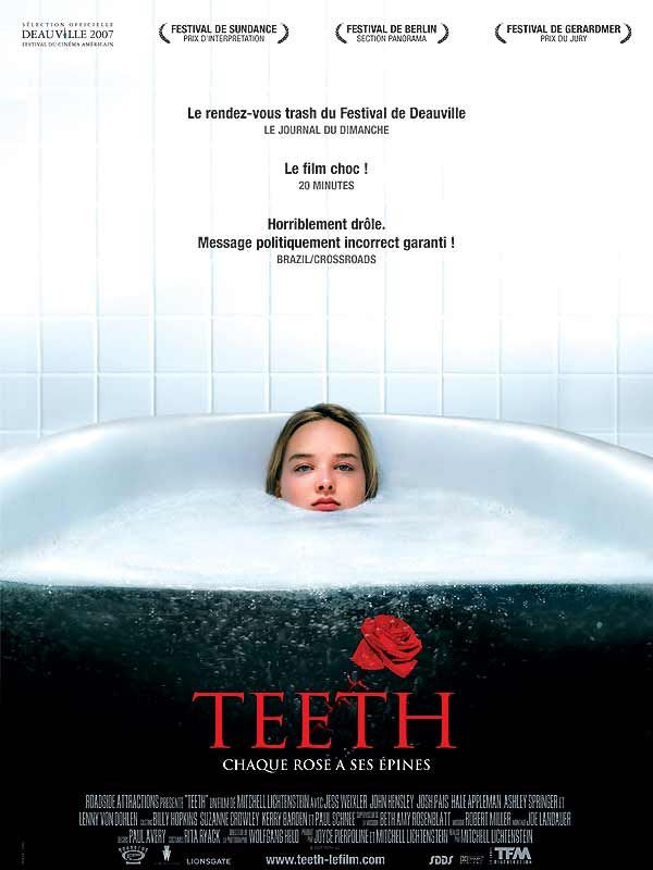 teeth movie scene