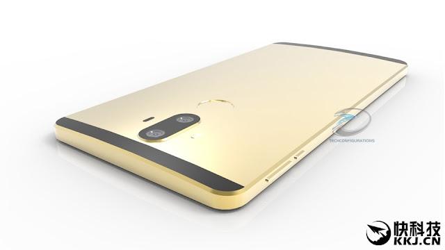 Harga dan Spesifikasi Huawei Mate 9