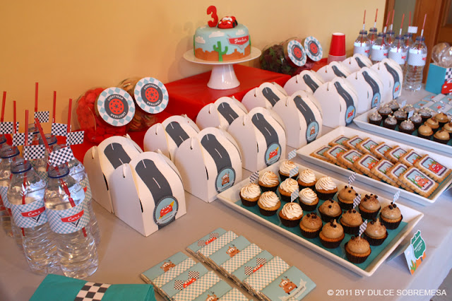 Kara S Party Ideas Disney Pixar S Cars 3rd Birthday Party