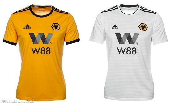 Số áo cầu thủ Câu lạc bộ Wolverhampton mùa giải 2018/19
