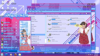 Nabilah JKT48 Themes