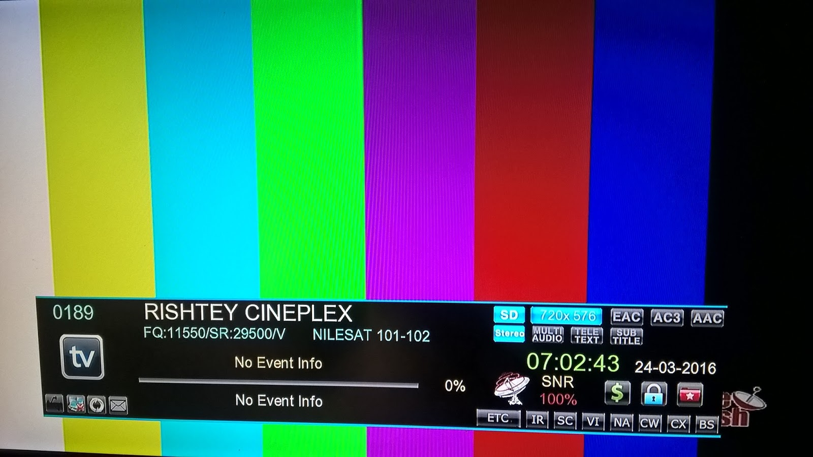 Rishtey Cineplex Hindi Movie channel removed from DD Free