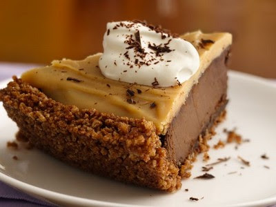 chocolate pudding peanut butter pie recipe easy