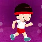 G4K Grin Jogging Boy Esca…