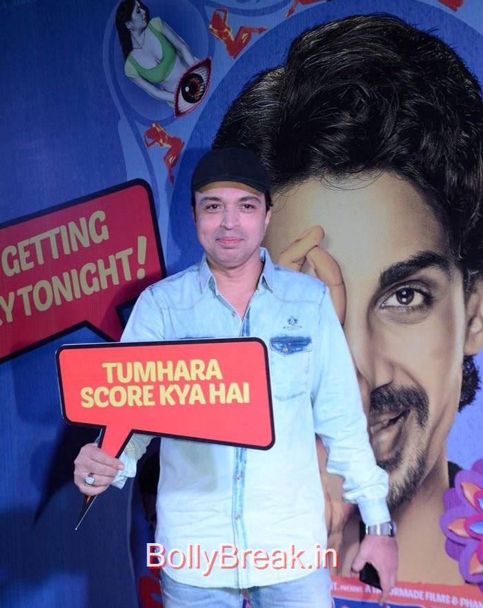 Altaf Raja, Ragini Khanna, Radhika Apte Hunterr Movie Premiere Pics