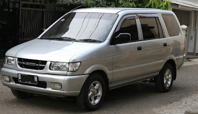 dengan mesin diesel yang populer tangguh SEJARAH ISUZU PANTHER DI INDONESIA