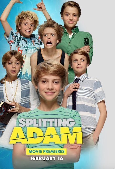 Splitting Adam (2015) ταινιες online seires oipeirates greek subs
