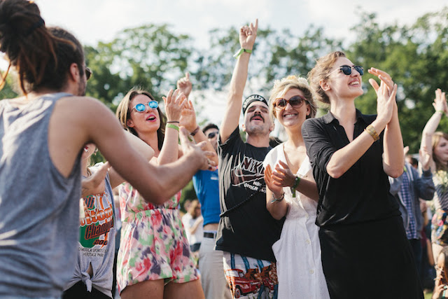 les festivals de musique 2018 by Paris à l'Ouest