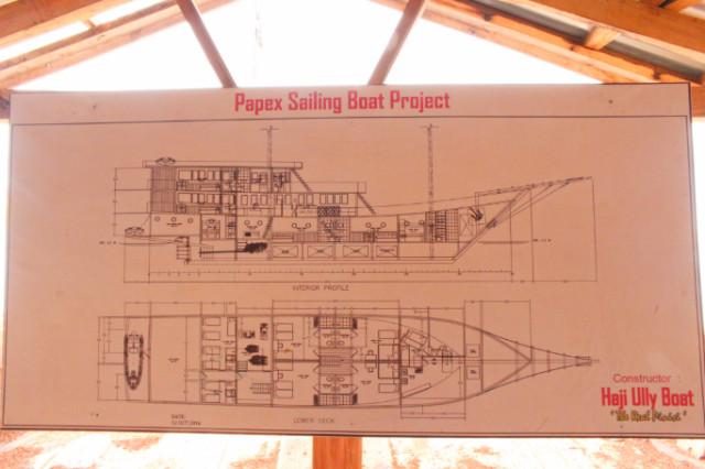 pembuatan kapal phinisi bulukumba