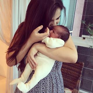 Danilo Girlfriend With Child