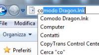 Attivare il completamento automatico in Windows per trovare e file e cartelle più rapidamente