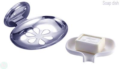 Soap dish, soap tray, সাবান দানি