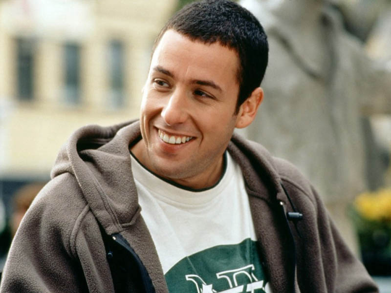 adam sandler piece of shit car
