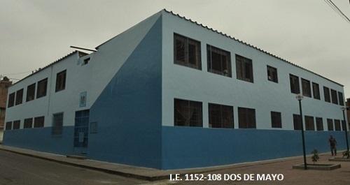 Escuela 1152-108 DOS DE MAYO - Lima Cercado