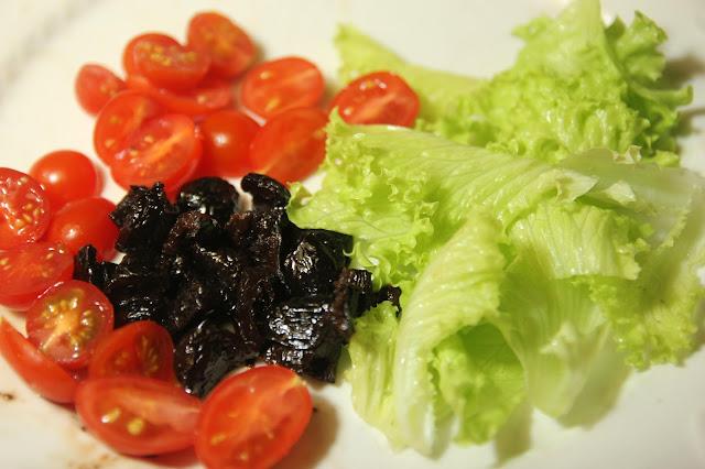 Radish Sail Boats - Ricotta Salad - Gluten-free Organic Recipe