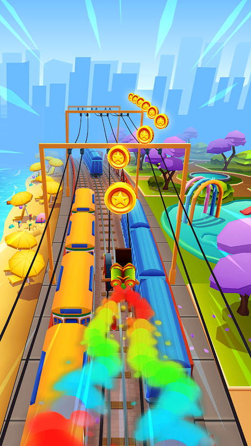 تحميل لعبة subway surfers مهكرة 2019