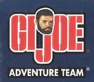 1970s GI Joe Adventure Team logo