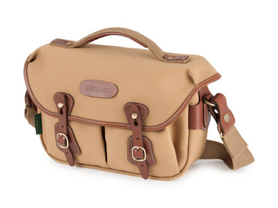 Billingham Hadley Small Pro Khaki Canvas - Park Cameras blog - recommended camera bags